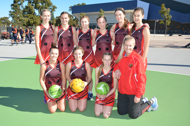 Country Week Netball Team