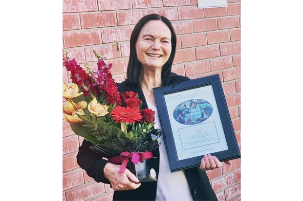 Principal Cathy Bamblett