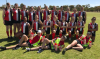 Girls footy - Kalgoorlie